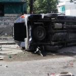 பாகிஸ்தான்: தற்கொலைப்படை தாக்குதலில் 8 பேர் பலி!