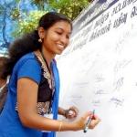 தேர்தல் ஆணையம் நடத்திய இளம் வாக்காளர்களுக்கான விழிப்புணர்வு நிகழ்ச்சி!