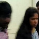 காவல் நிலையத்தில் தஞ்சமடைந்த காதல் ஜோடி: வலுக்கட்டாயமாக இழுத்து செல்ல முயன்ற பெற்றோர்!