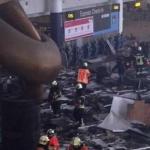 பெல்ஜியம் விமான நிலையத்தில் பயங்கர குண்டு வெடிப்பு- 21 பேர் பலி! (பதற வைக்கும் வீடியோ)