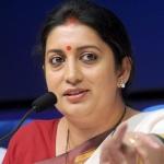 தனியார் கல்லூரிகள் கட்டணத்தை வெளிப்படையாக அறிவிக்க வேண்டும்: ஸ்ம்ரிதி இரானி