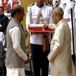 ரஜினிகாந்த் உள்பட 56 பேருக்கு பத்ம விருதுகள்- ஜனாதிபதி வழங்கினார்!