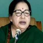 ஜெயலலிதா பிரசார மேடை அருகே விபத்து: ஒருவர் காயம்