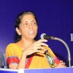கன்ஹையா குமார் கொண்டாடப்பட வேண்டியவரா..? - கடுகடு நிர்மலா சீதாராமன்