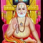 ஶ்ரீராகவேந்தரர் தவ பூமியில் திருமண் பிரசாதம்!