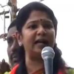 'காவல்துறையை ஜெயலலிதா எதற்கு பயன்படுத்துகிறார் தெரியுமா?' -விளக்கும் கனிமொழி