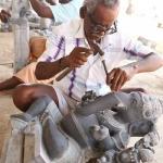 தெய்வச் சிலைகளை பிரதிஷ்டை செய்வது  எப்படி?