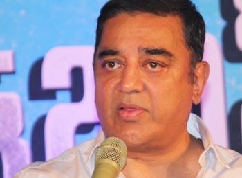 'இந்த தேர்தலில் நான் ஓட்டுப் போட மாட்டேன்...!' -  கண்சிவந்த கமல்