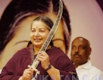 The political travel of Jayalalitha