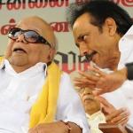 'ஸ்டாலினுக்கே முதல்வராக விருப்பமில்லை'! - கருணாநிதி பரபர பேட்டி!