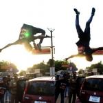 தேர்தல் விழிப்பு உணர்வு பிரசாரம்; மதுரையை கலக்கும் மாணவர்களின் நடனம்