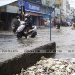 சென்னையில் விடிய விடிய தொடர்மழை!: தயார் நிலையில் மீட்பு குழுவினர்