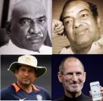காமராஜர், தாமஸ் ஆல்வா எடிசன், ஏ.ஆர். ரஹ்மான், விராட் கோலி.... வெற்றிக் கல்வி கற்ற நாயகர்கள்! #BELOWMARKSHEROES