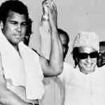 எம்.ஜி.ஆரிடம் முகமது அலி கேட்ட மீன் குழம்பு!