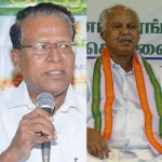 Opposing ADMK was The cause of death of INTUC Leader?