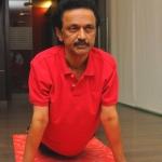 'என் ஆரோக்கியத்திற்குக் காரணம் யோகா...!'-  ஸ்டாலின் சொல்லும் ஃபிட்னஸ் ரகசியம்!