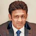 இந்திய கிரிக்கெட் அணியின் பயிற்சியாளராக அனில் கும்ப்ளே தேர்வு!