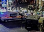 துருக்கி விமான நிலைய தற்கொலைப்படைத்  தாக்குதலில்  36 பேர் பலி