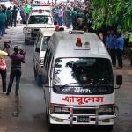 பங்காளதேஷ்: ஓட்டலில் நடந்த தீவிரவாத தாக்குதலில் 20 பேர் பலி!