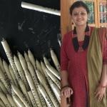 மரமாகும் பேனா...கேரளாவில் அதிசயம் நிகழ்த்திய லக்ஷ்மி மேனன்!  #WhereIsMyGreenWorld