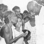 'காமராஜர் உருவத்தில் இனிப்புக் கொழுக்கட்டை!' -மலைக்க வைத்த 'இட்லி' இனியவன்