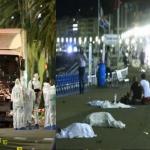 பிரான்ஸில் வாகனத் தாக்குதல்...  80 பேர் பலி!