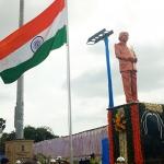 ராமேஸ்வரத்தில் உதித்தார் 7 அடி உயர கலாம்!