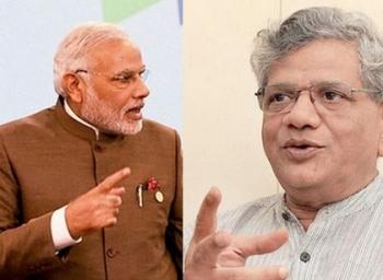 Yechury writes to PM Modi: Monetise assets of defaulters, halt plan to recapitalise PSBs