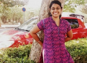 What was the Last SMS Swathi sent to her friend
