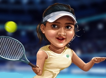 Success Story Of Sania Mirza...!  #AceAgainstOdds #SaniaAutobiography
