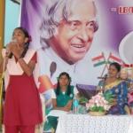 கலாம் கனவை விதைக்கும் ஆசிரியர் சபரி மாலா!