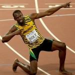 5.77 நிமிடத்தில் 9 ஒலிம்பிக் தங்கம் #UsainMagic