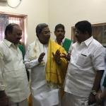 தமிழக விவசாயிகளுக்கு செக் வைத்த கர்நாடகா முதல்வர்...!