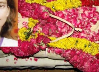 Dalit girl brutally murdered by casteist hindus in tanjore district