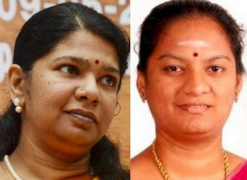DMK MP Kanimozhi advises Sasikala Pushpa