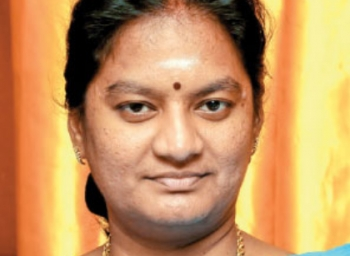 Sasikala Pushpa to create political lobby against AIADMK Government