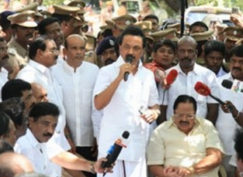 M.K.Stalin's Explains why DMK run Why Competition Assembly Meeting