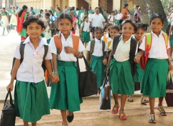 How much does Tamil Nadu Government  spend on our School Education...?