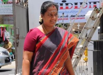 ' எனக்குப் பதவி கொடுத்தது கடவுள்தான்; ஜெயலலிதா அல்ல!' -சசிகலா புஷ்பாவின் அடுத்த அதிரடி