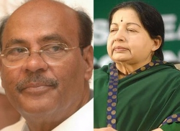 PMK ramadoss writes letter to party leaders including CM