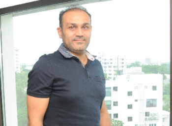 Sehwag's epic response to morgan tweet.
