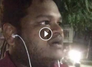 'ப்ளீஸ் ஹெல்ப்!' நில நடுக்க மணிப்பூரிலிருந்து இசையமைப்பாளர் ஜிப்ரான்