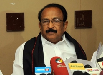 Vaiko oppose Kerala's proposed dam across Siruvani river
