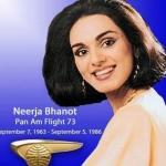 340 பயணிகள் உயிரை காத்தவர் : இந்தியாவும் பாகிஸ்தானும் கொண்டாடிய வீர மங்கை!#Neerja Bhanot