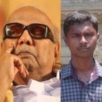 'ராம்குமார் சாவில் மர்மமுடிச்சு அவிழ்க்கப்பட்டாக வேண்டும்..!' எச்சரிக்கும் கருணாநிதி