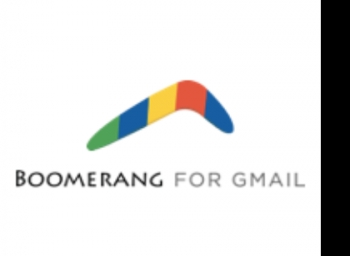 Boomerang tool can help you write better emails