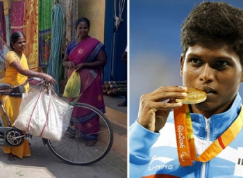 Timeline of Mariyappan Tangavelu's Medal Winning Moments SingleClickRead