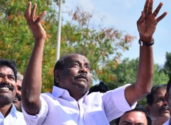 Jayalalithaa removes Natham Viswanathan from party posts