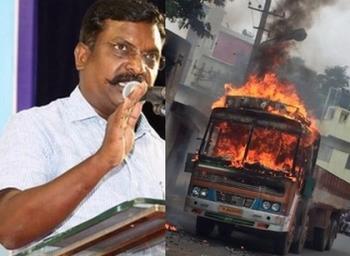 VCK Leader thirumavalavan urge Jayalalithaa for all party meeting