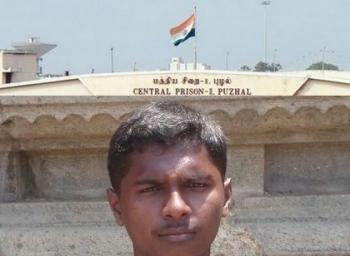 Ramkumar's final words. Prison officials in trouble